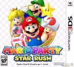 juego 3ds mario party star rush