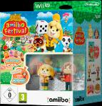 juego wiiu animal crossing amiibo festival