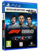 juego ps4 formula 1 2018 headline edition