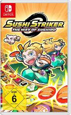 juego switch sushi striker. the way of sushido
