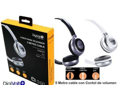 auriculares digivolt tv120