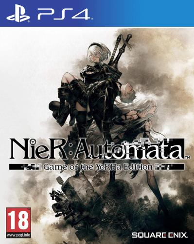 Juego ps4 NieR Automata - Game Of The YoRHa