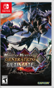 juego switch monster hunter generations ultimate
