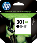 cartucho hp 301 xl negro
