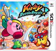 juego 3ds kirby battle royale