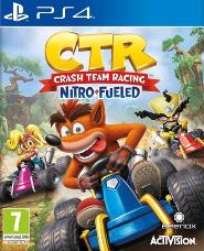 juego switch ctr nitro fueled