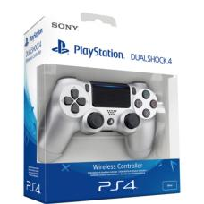 dual shock silver version 2 ps4