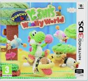 juego 3ds poochy & yoshi´s wooly world