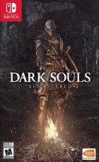 juego switch dark souls remastered