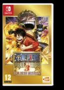 juego switch one piece pirate warriors 3